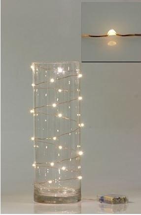 Cylinder seed light centrepiece 28cm $15 or 42cm $20 incl gst