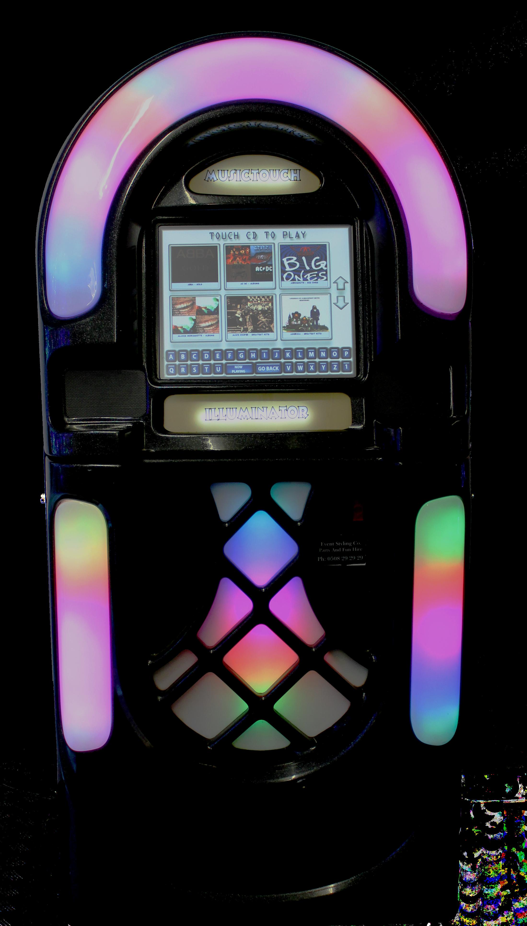 Illuminator Jukebox