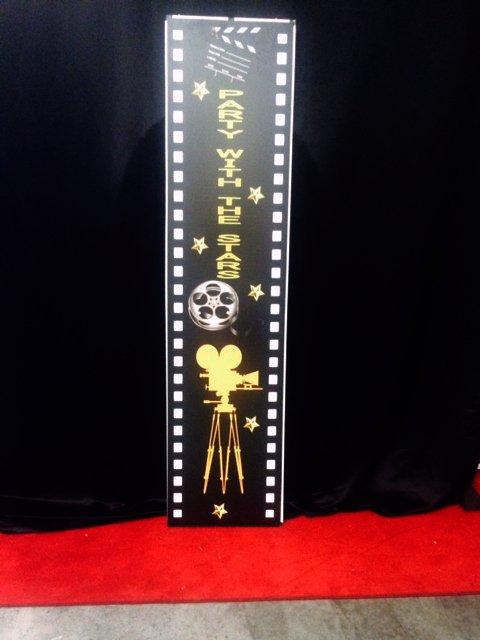 Hollywood, Oscars Theme