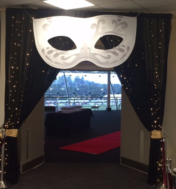 Fairylight Entranceway Black from $350 including delivery installation and gst