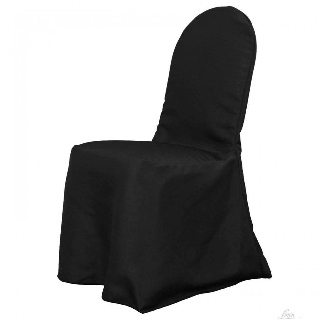 Banquet Style Chair Cover Black $5.00 incl gst