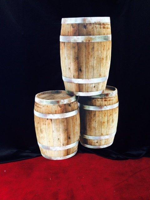 Prop Barrels Prop 1.6m x 1.0m $30 incl gst