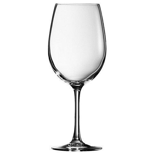 Wine glass 400ml $0.85 incl gst