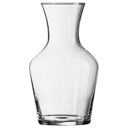 Glass Carafe 1 litre $3.50 incl gst