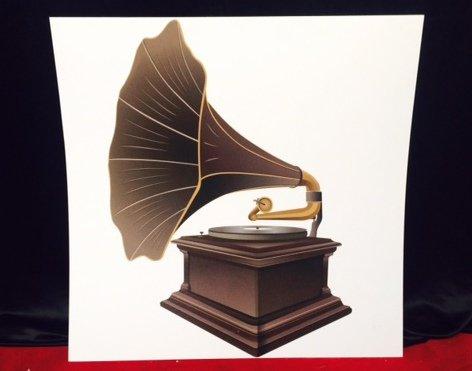 Prop 1920s Gramophone 1.2m x 1.2m $25 incl gst