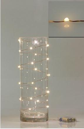 Cylinder seed light centrepiece