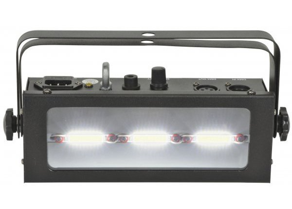 Strobe light, pulses to the beat of the music $50 incl gst