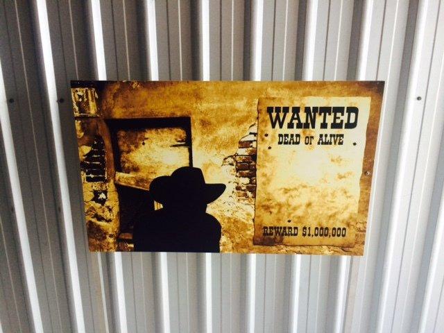 Western, Wild West, Cowboy Theme