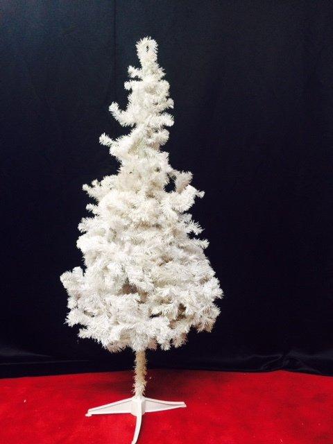 White Christmas tree 1.6m x 70cm $25 each