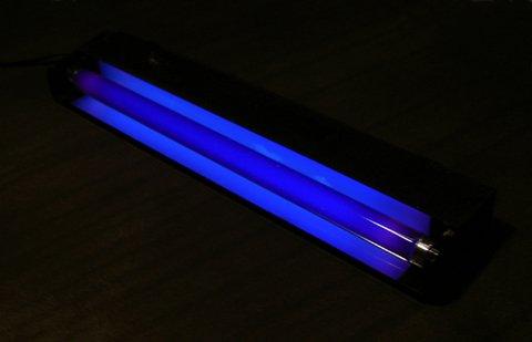 Black UV Light $50 each incl stand & gst