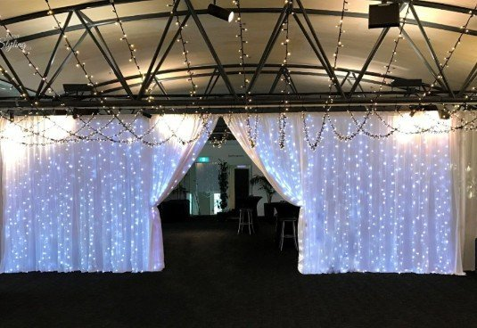 corporate event decoration