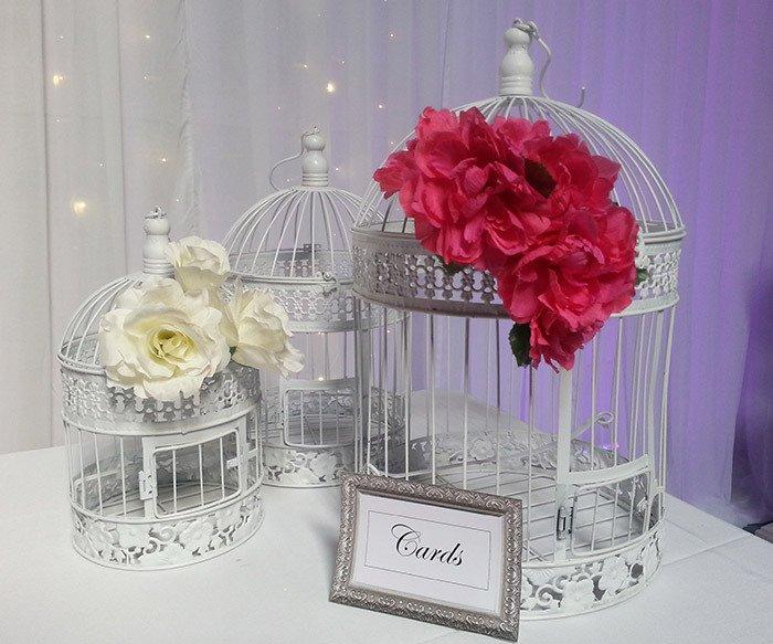 Vintage Birdcages in 3 sizes, 33cm $10, 40cm $12, 51cm $15 incl gst