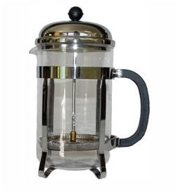 Coffee Plunger 8 Cup $11.50 incl gst