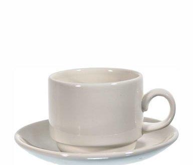 Cup & Saucer $0.70 set incl gst