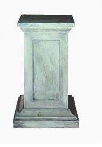 Plinth Silver Large 70cm x 32cm $30 incl gst