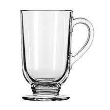 Irish Coffee Glass 245ml $0.86 incl gst