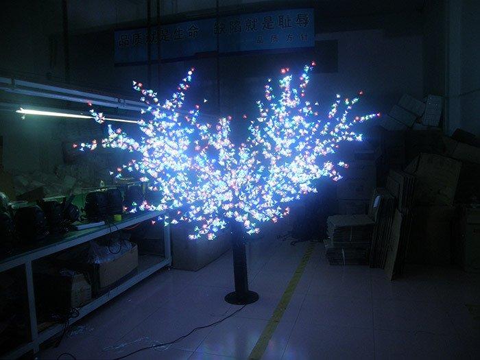 LED Cherry Blossom Tree 2m x 1.7m $150 incl gst