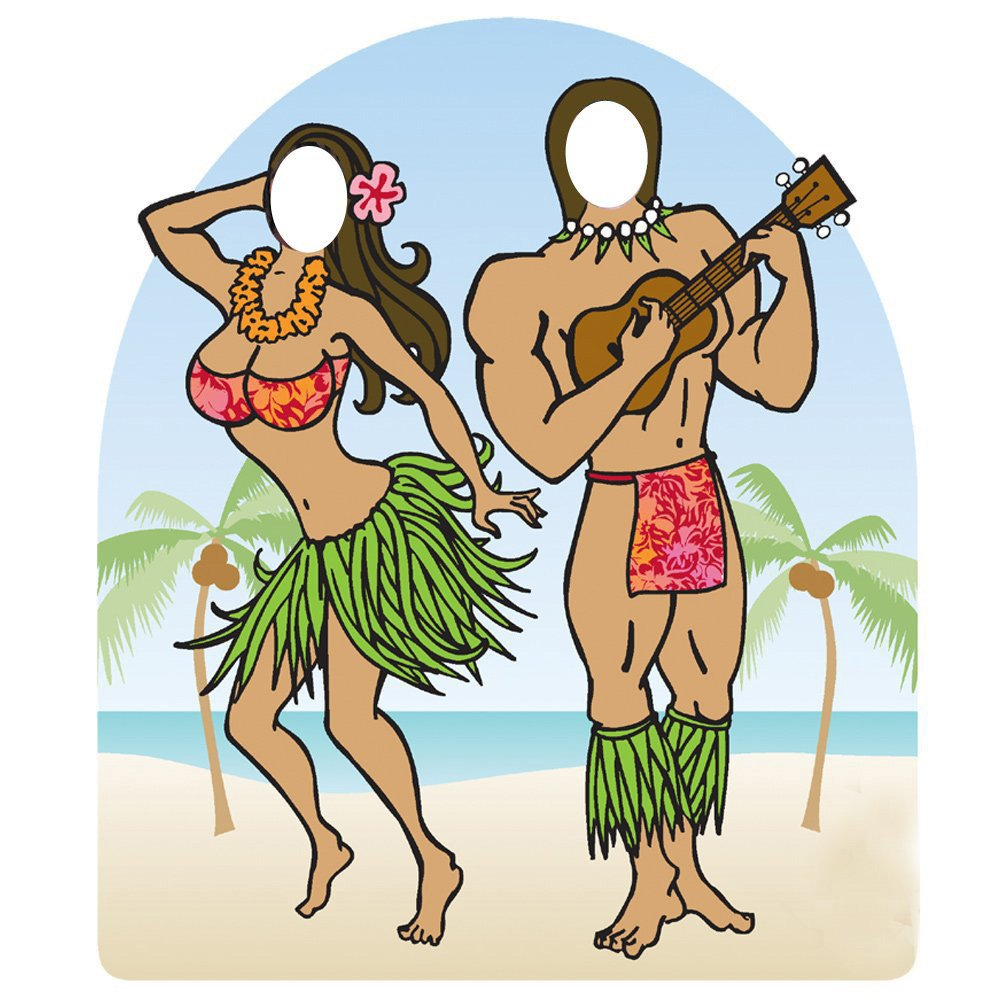Luau, Tropical, Hawaiian Theme