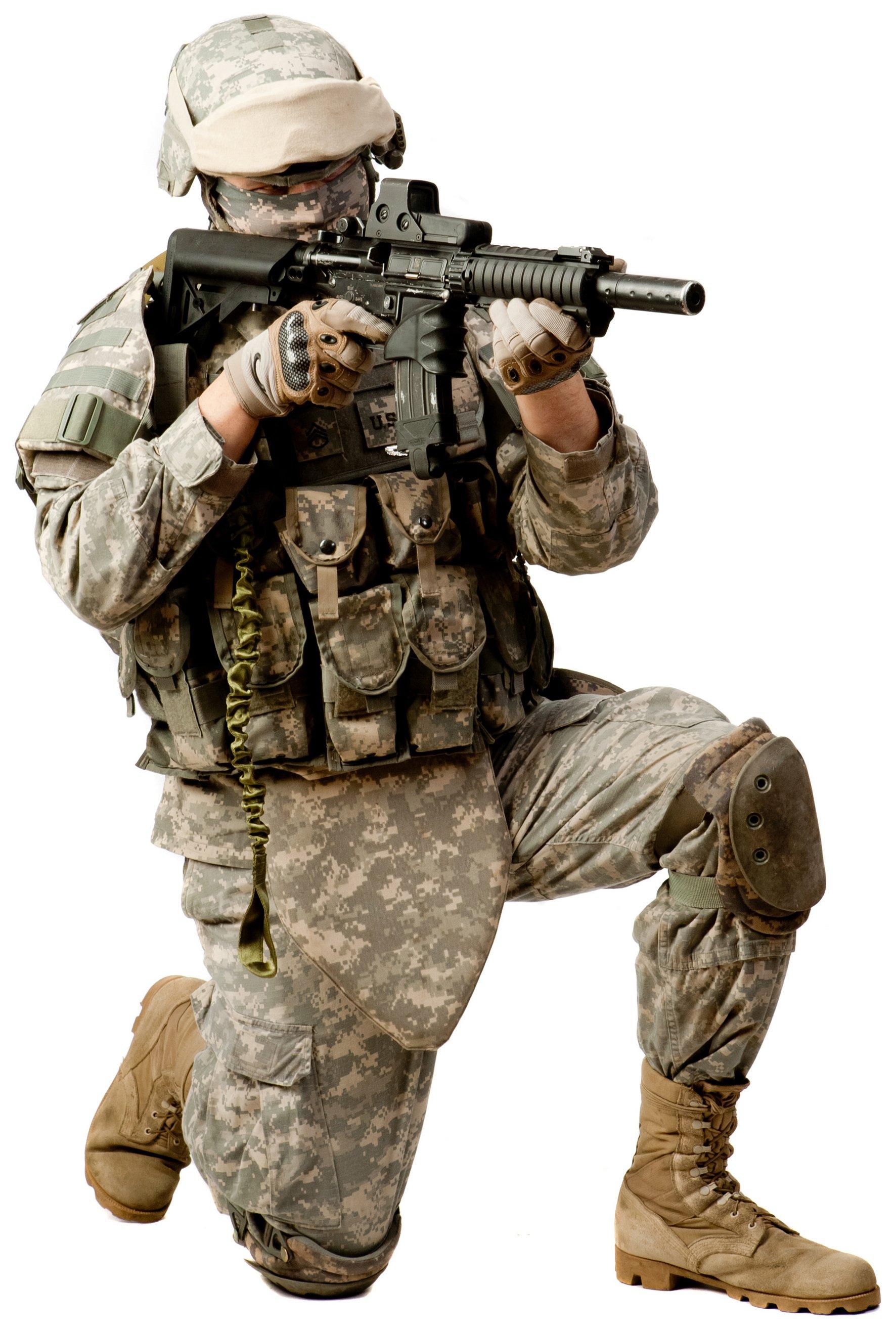 Army Military Theme backdrop