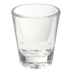 Shot Glass 45ml $0.55 incl gst
