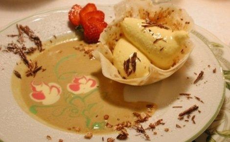 Dessert alla crema