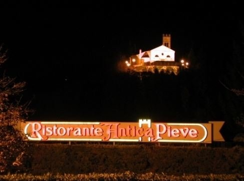 vista panoramica ristorante