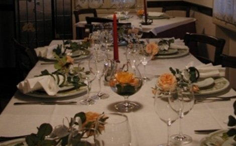 Spazio interno ristorante
