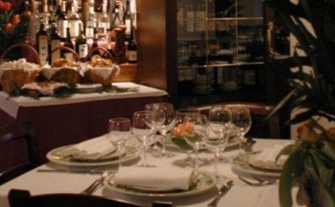 Scorcio del ristorante