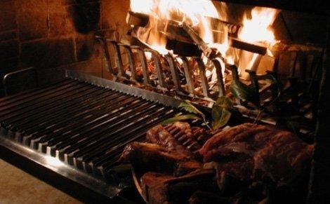 Cucina alla griglia