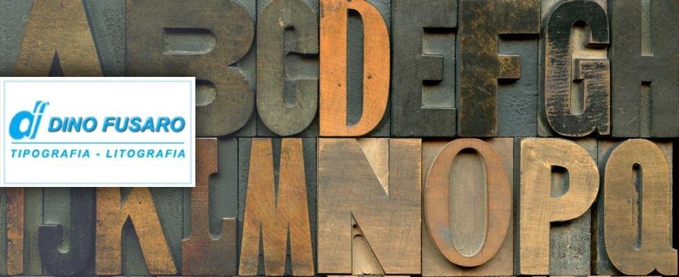 Tipografia litografia Fusaro albignasego