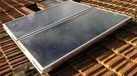 Pannelli solari, produzione acqua calda