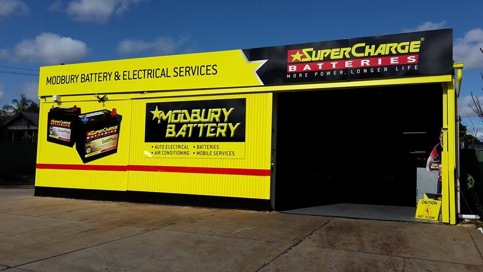 Super Charge Batteries Store Front