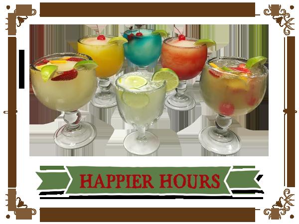 Happier Hours at Las Mananitas!