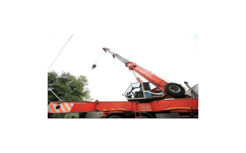 attrezzature per il sollevamento di merci varese