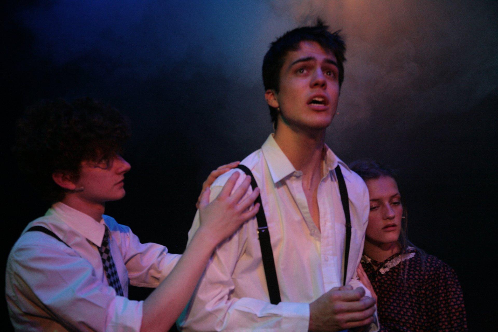 Spring Awakening Melchior Bodens Performing Arts