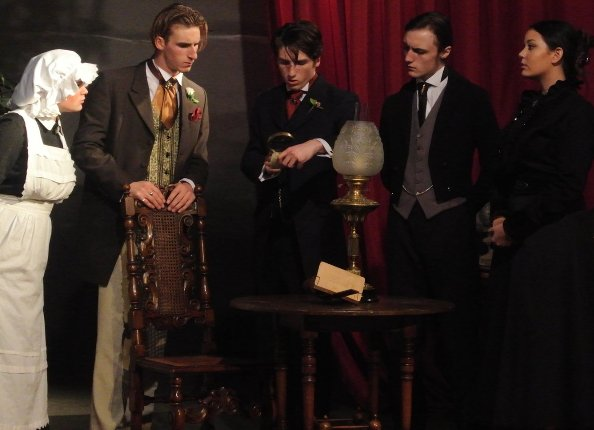 Baskervilles Bodens Performing Arts