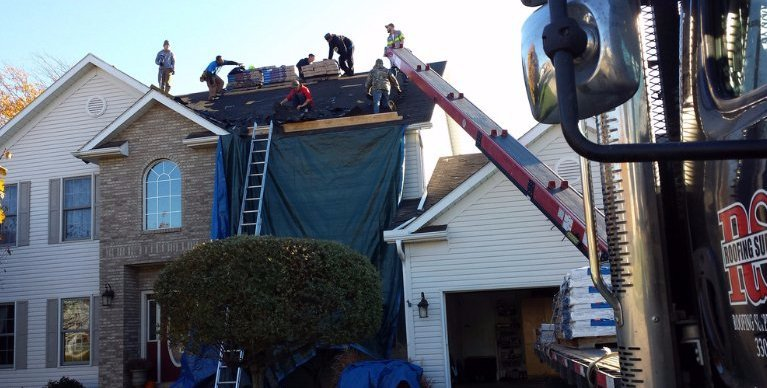 roofing contractors Medina, OH