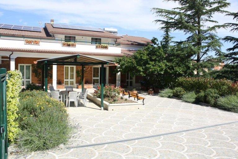 residenza per anziani, casa di cura per anziani, residenza terza età, Roma Nord, Roma, Civitella San Paolo