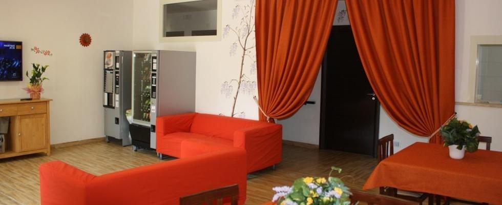 residenza per la terza età, residenza per anziani, Civitella San Paolo, Roma