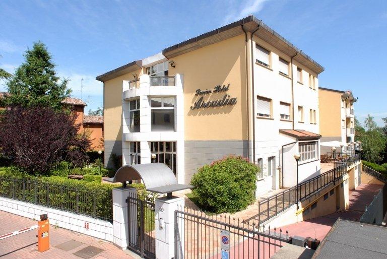 Residenza per anziani casalecchio bo senior hotel arcadia for Hotel casalecchio bologna