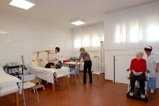 riabilitazione e assistenza