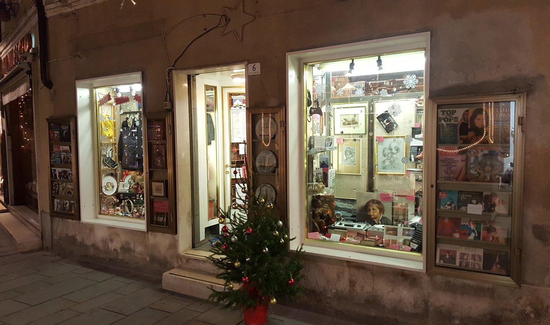 Articoli usati alla Bottega di Maja in Friuli Venezia-Giulia