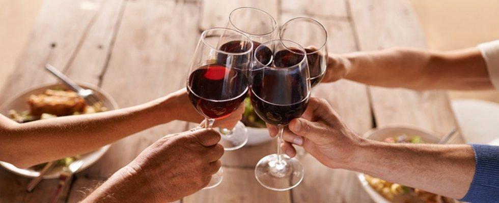Produzione vini DOCG