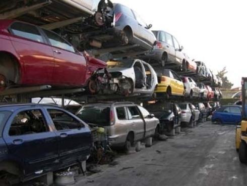 centro demolizione veicoli