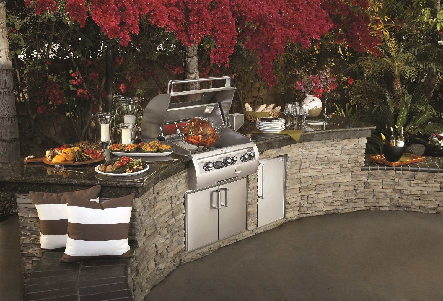 Outdoor Kitchens In San Antonio TX
