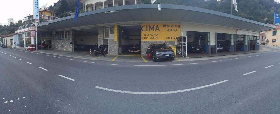 Centro Revisioni Cima Camporosso
