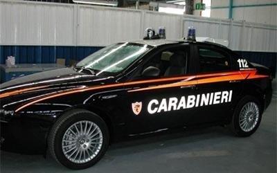 stampa volante carabinieri