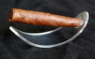Appoggia sigari in plastica