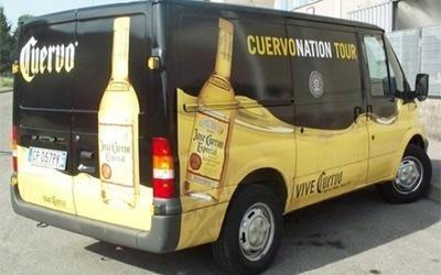furgone birra