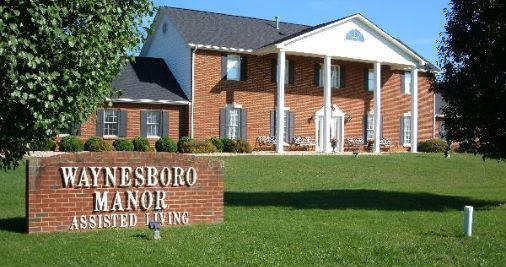 waynesboro manor entrance